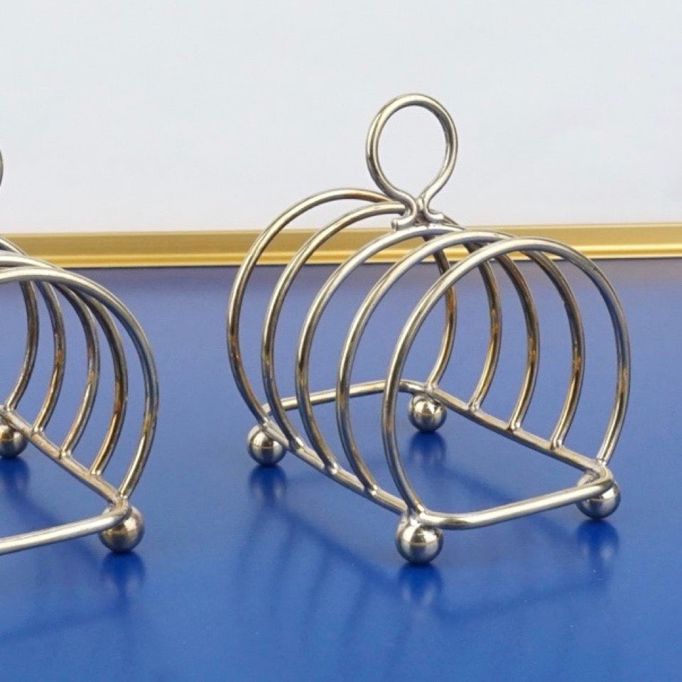 Pair of Toast Racks