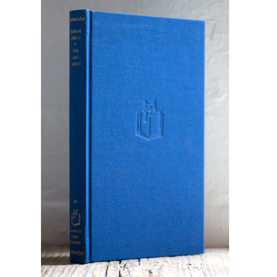 Limited Edition Book - Blue Bowl