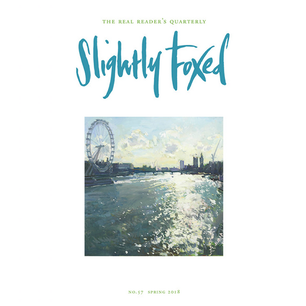 Slightly Foxed Quarterly Subscription