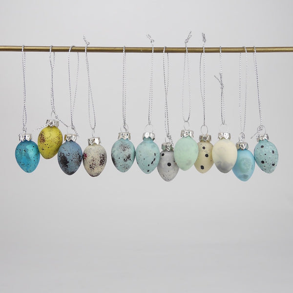 Speckle Egg Decorations