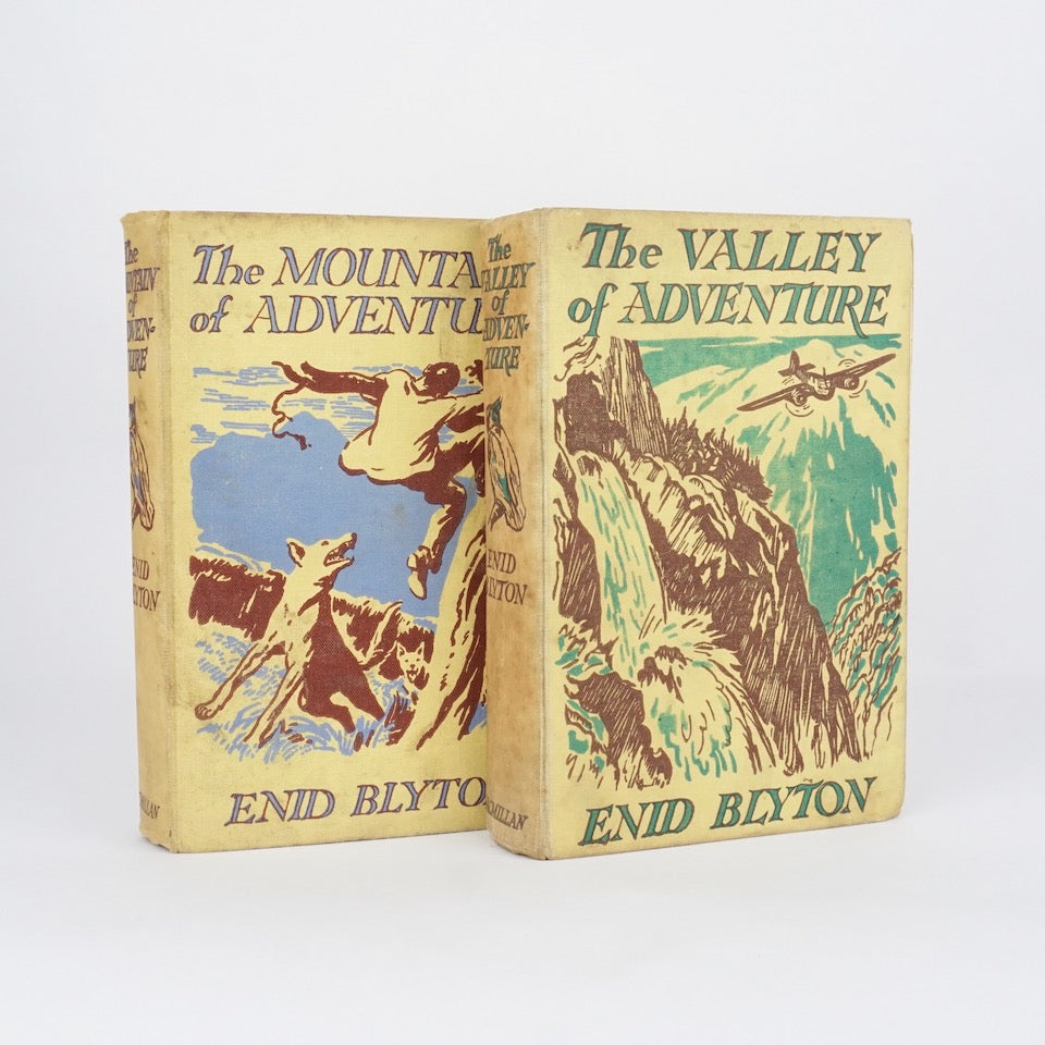 Adventure Books by Enid Blyton