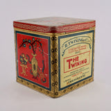 Twinings Tea Tin