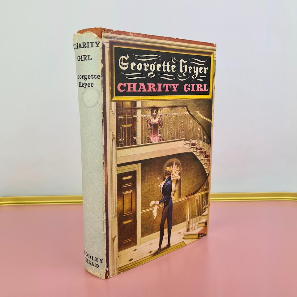 Vintage Book by Georgette Heyer