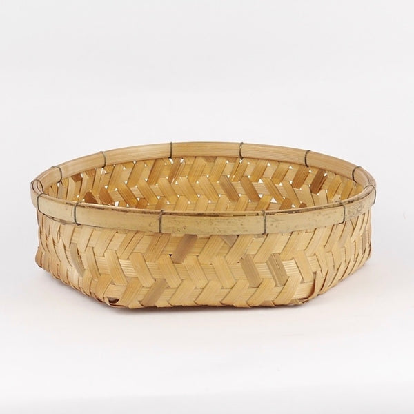Wicker Serving Baskets