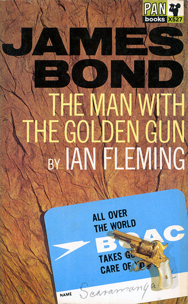 Full Collection of 1960's James Bond Books - Blue Bowl