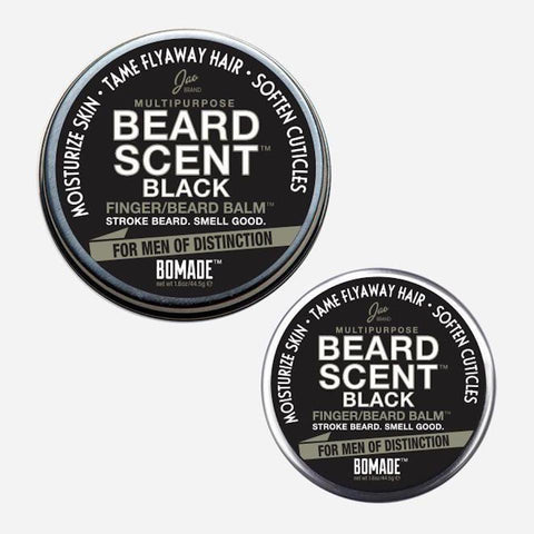 Beardscent - Black - Blue Bowl