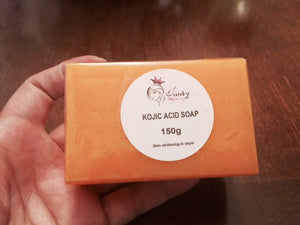 Why our Kojic soap is a better choice