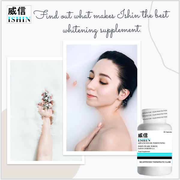 ISHIN Advanced Whitening Supplement - INTRODUCTORY PROMO