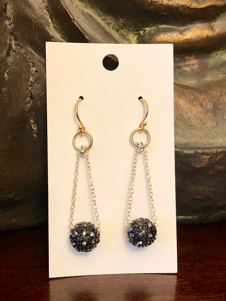 Unique and Cool Sway Me Earrings