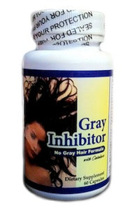 Gray Inhibitor with Catalase - BeBlemishFree.Com