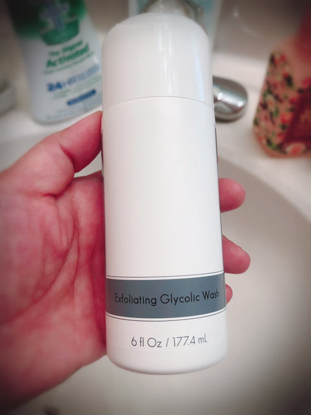 Exfoliating Glycolic Wash