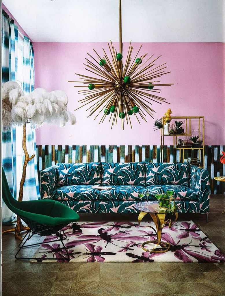 Tropical Home Decor Luxe Interior Design Living ETC