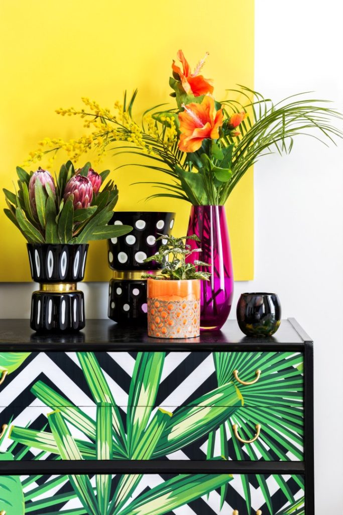 Tropical Home Decor Trend Interior Inspiration