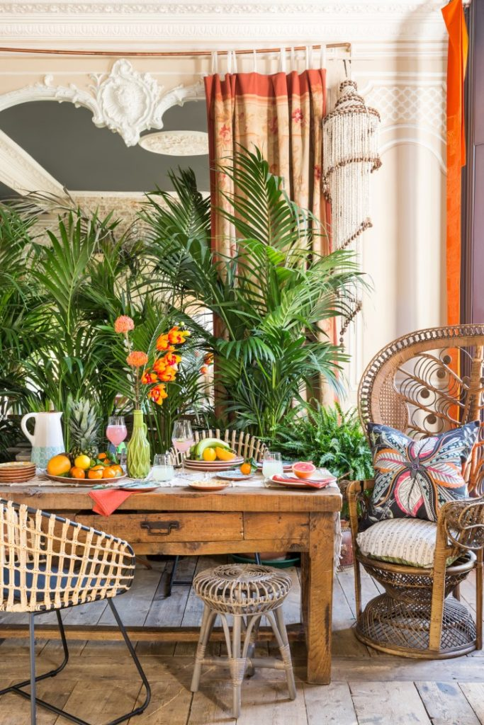 Tropical Home Decor from Amara