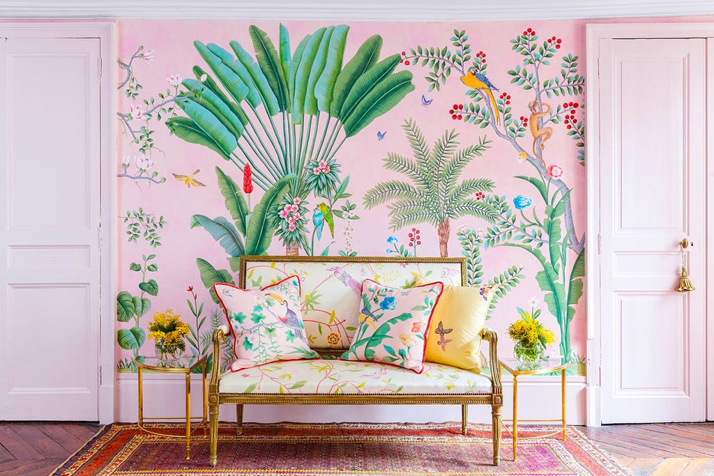 Tropical Home Interior Inspiration