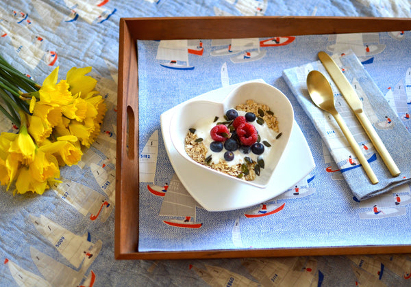Breakfast in Bed Mothering Sunday