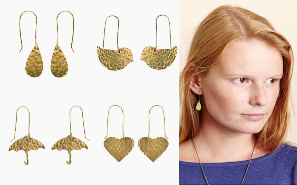 Fair Trade Earrings - Christmas Gifts