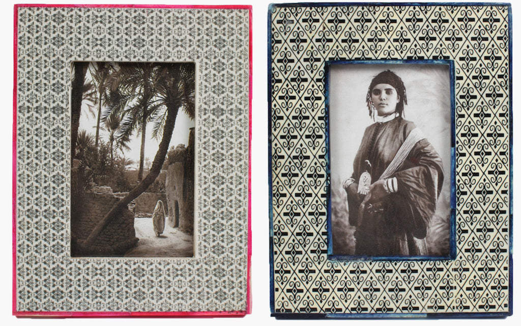 Tile Photo Frames - Handmade in India