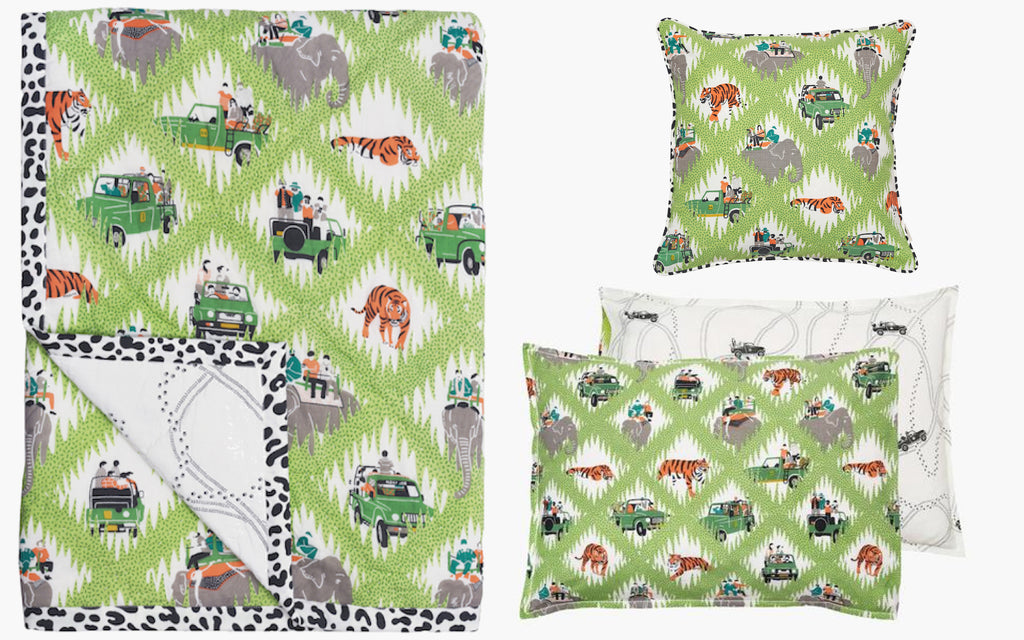 Bedding for a Child - Christmas Present