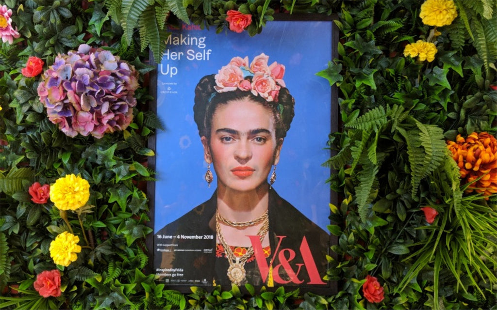 Frida Khalo Exhibition at V&A Museum