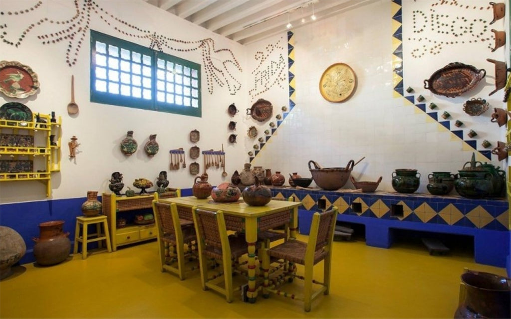 Frida Khalo Kitchen