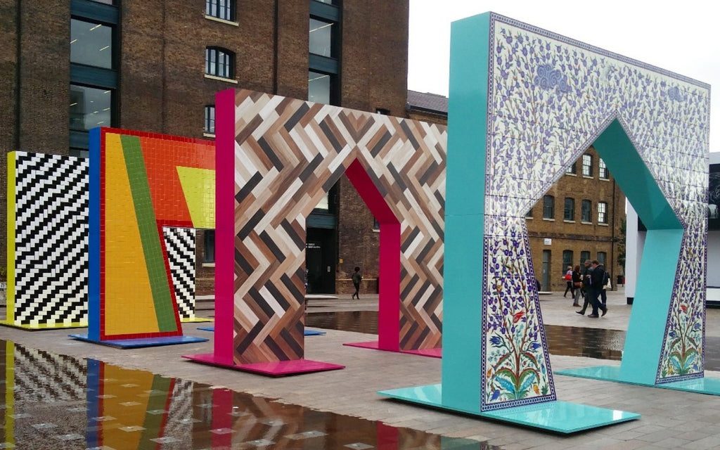 London Design Festival 2017 - Gateways at designjunction
