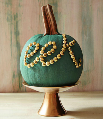 Jennifer Causey Pumpkin - Paint and Pin
