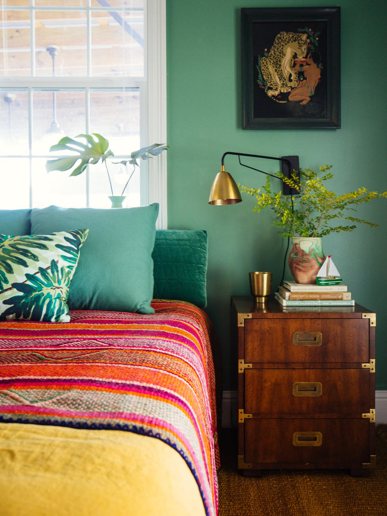 Tropical Home Decor Interior Inspiraton