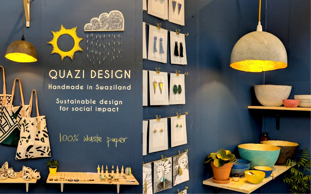 Quazi Design Sold at Postcards Home