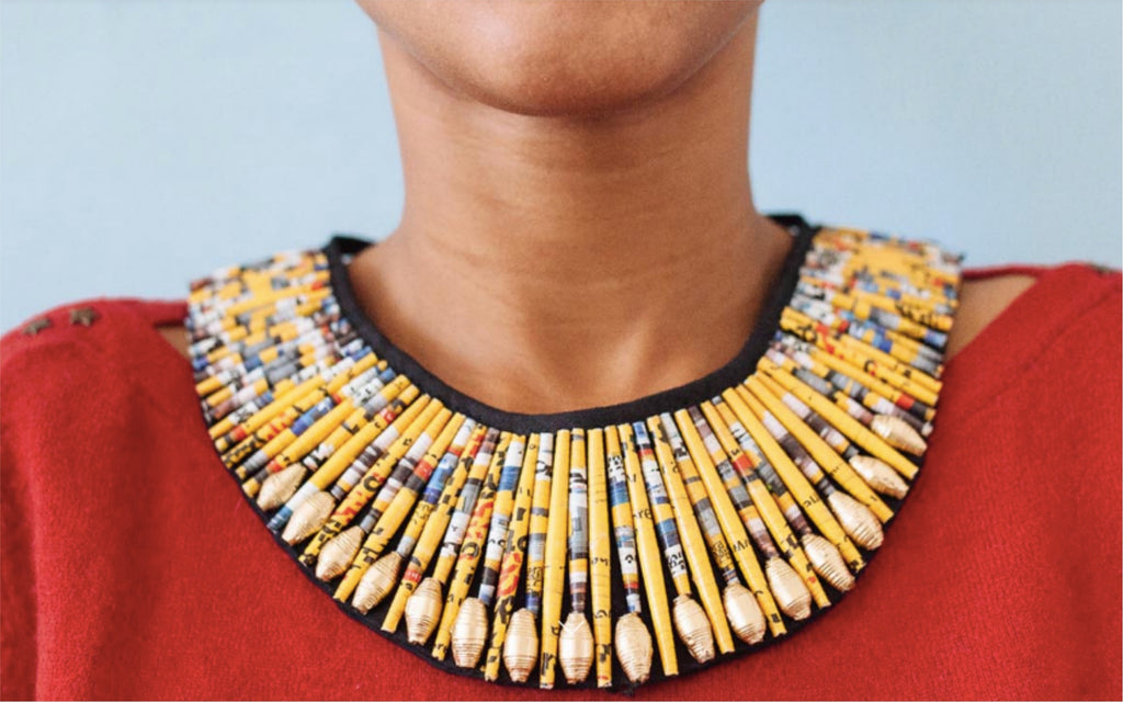 Necklace from Quazi Design - Sold at Postcards Home