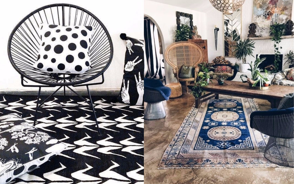 Rugs to keep your interior cosy in Autumn