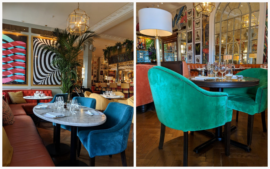 The Ivy Brasserie in the Lanes - Postcards Home Mother's Day Gift Guide