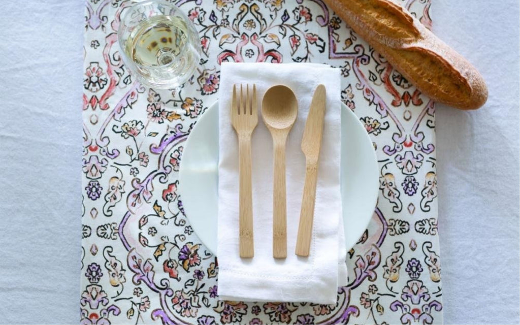Wooden Forks from &Keep