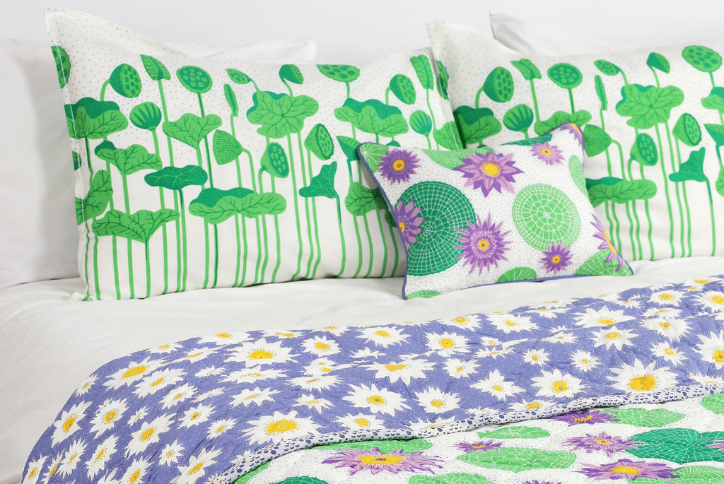 Floral Bedding from Postcards Home for Mothers Day Gifting