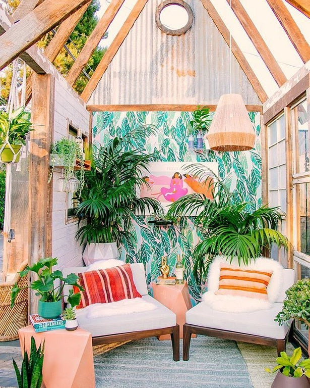 Tropical Interior Trend Home Decor Blog