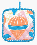 Balloons at Dawn Pot Holder - Safomasi Homeware