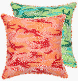 Big Cat Camo Cushion - Postcards Home