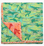 Big Cat Camo Double Quilt - Postcards Home