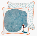 Catch of The Day Cushion - Safomasi - Home Decor