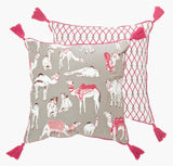 Different Different Camels Cushion - Postcards Home