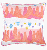 Fairy Chimney Cushion - Handmade by Safomasi