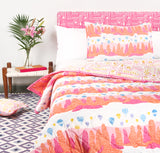 Fairy Chimney Double Quilt - Handmade by Safomasi