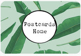 Postcards Home Gift Voucher
