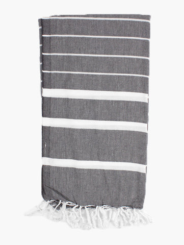 Hammam Towel - Grey