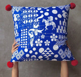 Japanese Festival Cushion