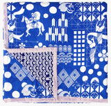 Japanese Festival Double Quilt - Postcards Home