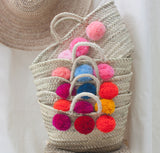 Mini Pom Pom Basket Selection