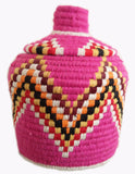 Moroccan Storage Pot - Small, No.18