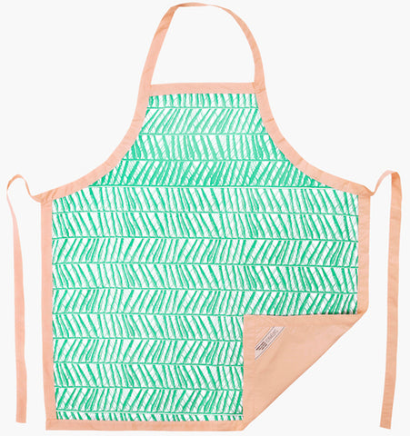 Palm Weave Apron - Postcards Home