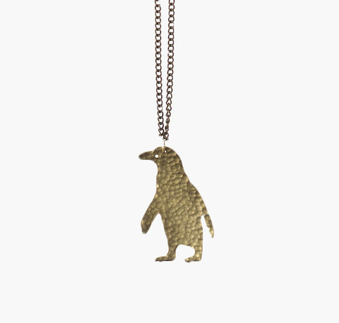 Fair Trade Penguin Necklace